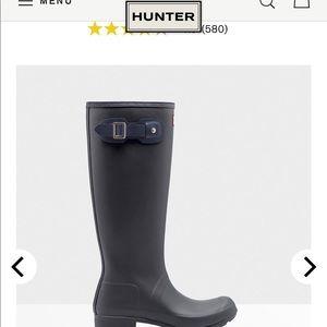 Tall Hunter Rainboots